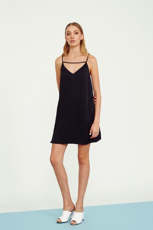 72 UT1405461 strappy back dress